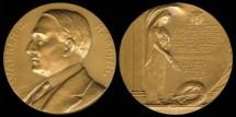 1923 Warren Gamaliel Harding - US Mint Medal