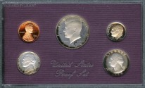 Us Coins - 1984 US Proof Set