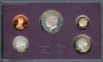 Us Coins - 1984 US Proof Set