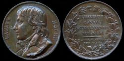 World Coins - 1797  France - Louis Lazare Hoche a French soldier who rose to be general of the Revolutionary army AND defeated the Royalist forces in Brittany by Raymond Gayrard.