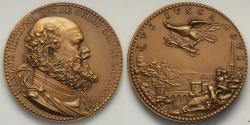 World Coins - 1597 - France - Maximilien de Béthune, Duke of Sully, peer of France, Marshal of France, Comrade in arms of King Henri IV of France by Guillaum Dupré