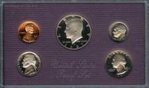 Us Coins - 1987 US Proof Set