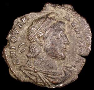 Ancient Coins - Jovian Ae3 - VOT V MVLT X - Rome Mint