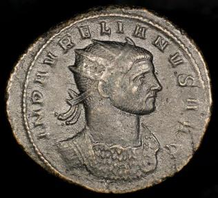 Ancient Coins - Aurelian Antoninianus - ORIENS AVG - Rome Mint
