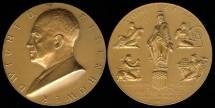 Us Coins - 1957 Dwight David Eisenhower- US Mint Medal