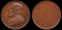 World Coins - 1640  Belgium - Sir Peter Paul Rubens a Flemish Baroque painter, and a proponent of an extravagant Baroque style by Adolphe Christi
