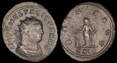 Ancient Coins - Tacitus Antoninianus - SALVS AVG - Rome Mint