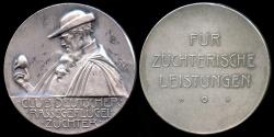 World Coins - 1914  Germany - German Poultry Breeding Club
