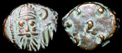 Ancient Coins - ELYMAIS, Orodes II -  2nd Century AD, Ae Drachm  Uncertain Mint