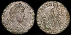 Ancient Coins - Gratian  Ae2 - REPARATIO REIPVB - Rome Mint