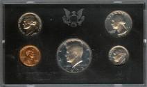 Us Coins - 1972 US Proof Set