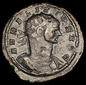 Ancient Coins - Aurelian Antoninianus - ORIENS AVG - Mediolanum Mint