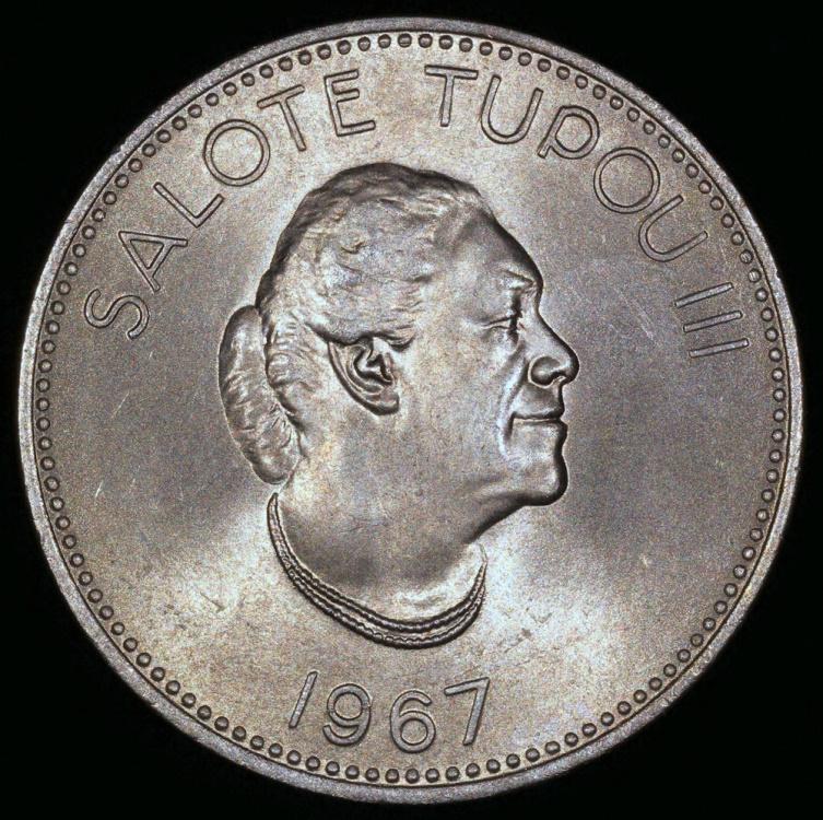 salote tupou iii coin