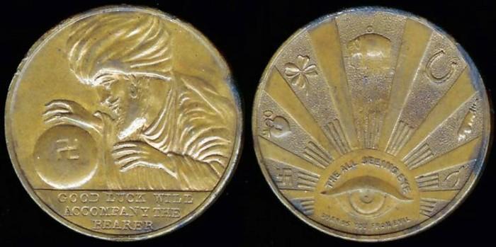 US Coins - 1930 Good Luck Coin
