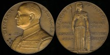 World Coins - 1935 France - General Georges Commemorative Medal