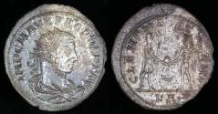 Ancient Coins - Probus Antoninianus - CLEMENTIA TEMP - Tripolis Mint