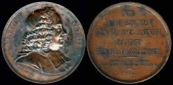 World Coins - 1830 France - Antoine François Prévost d'Exiles (French Novelist) by Joseph Francois Domard