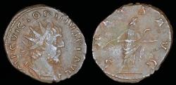 Ancient Coins - Victorinus Antoninianus - SALVS AVG - Southern Mint