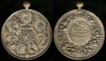World Coins - 1888 France – International Exposition of Aviculture