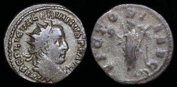 Ancient Coins - Valerian I Ar Antoninianus - VICTORIA AVGG - Rome Mint