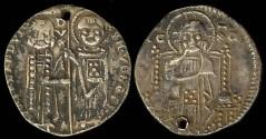 World Coins - 1280-1289 AD - Venice (Italian State) Grosso - Doge Giovanni Dandolo