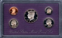 Us Coins - 1993 US Proof Set