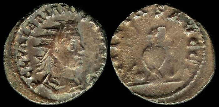 Ancient Coins - Valerian II Antoninianus - PIETAS AVGG - Rome Mint