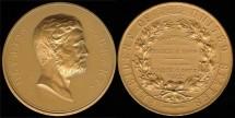 1873 Ulysses S. Grant - US Mint Medal