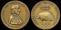 World Coins - 1499  France - King Louis XII, monarch of the House of Valois, ruled as King of France Naples.