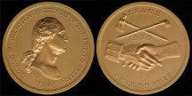 Us Coins - 1789 George Washington - US Mint Medal