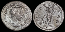 Ancient Coins - Gordian III Antoninianus - VICTOR AETER - Rome Mint