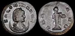 Ancient Coins - Salonina Antoninianus - SALVS AVGG - Antioch Mint
