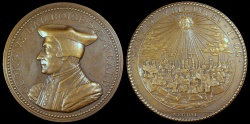 World Coins - 1500  France - Cardinal Georges D'Amboise, French Roman Catholic Cardinal and Minister of State