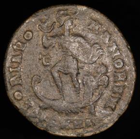 Ancient Coins - Theodosius I Ae2 - GLORIA ROMANORVM - Aquileia Mint