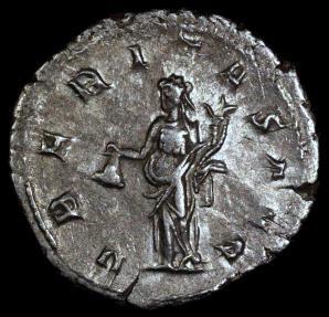 Ancient Coins - Trajan Decius Antoninianus - VBERITAS AVG - Rome Mint