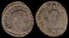 Ancient Coins - Licinius I Follis - IOVI CONSERVATORI - Aquileia Mint