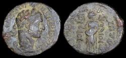 Ancient Coins - Severus Alexander Denarius - FIDES MILITVM - Rome Mint
