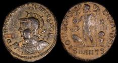 Ancient Coins - Licinius II Ae3 - IOVI CONSERVATORI - Antioch Mint