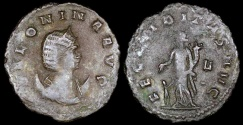 Ancient Coins - Salonina Antoninianus - FECVNDITAS AVG - Rome Mint