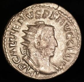 Ancient Coins - Gallienus Antoninianus - VICTORIA GERM - Rome Mint