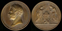 World Coins - 1820 France - Carlos Ferdinand