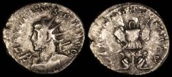 Ancient Coins - Gallienus Antoninianus - GERMANICVS MAX V - Cologne Mint