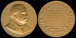 Us Coins - 1898 Grover Cleveland - US Mint Medal