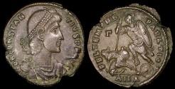 Ancient Coins - Constantius II Centenionalis - FEL TEMP REPARATIO - Antioch Mint