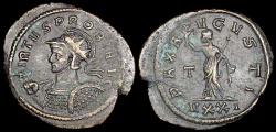 Ancient Coins - Probus Antoninianus - PAX AVGVSTI - Siscia Mint