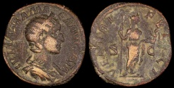 Ancient Coins - Julia Mamaea Sestertius - VENERI FELICI - Rome Mint