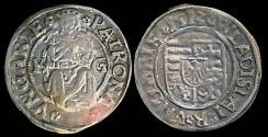 World Coins - 1513 Hungary Denar - Vladislav II XF