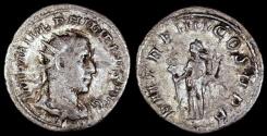 Ancient Coins - Philip I Antoninianus - P M TR P IIII COS II P P - Rome Mint