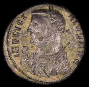 Ancient Coins - Licinius I Follis - IOVI CONSERVATORI AVGG - Nicomedia Mint