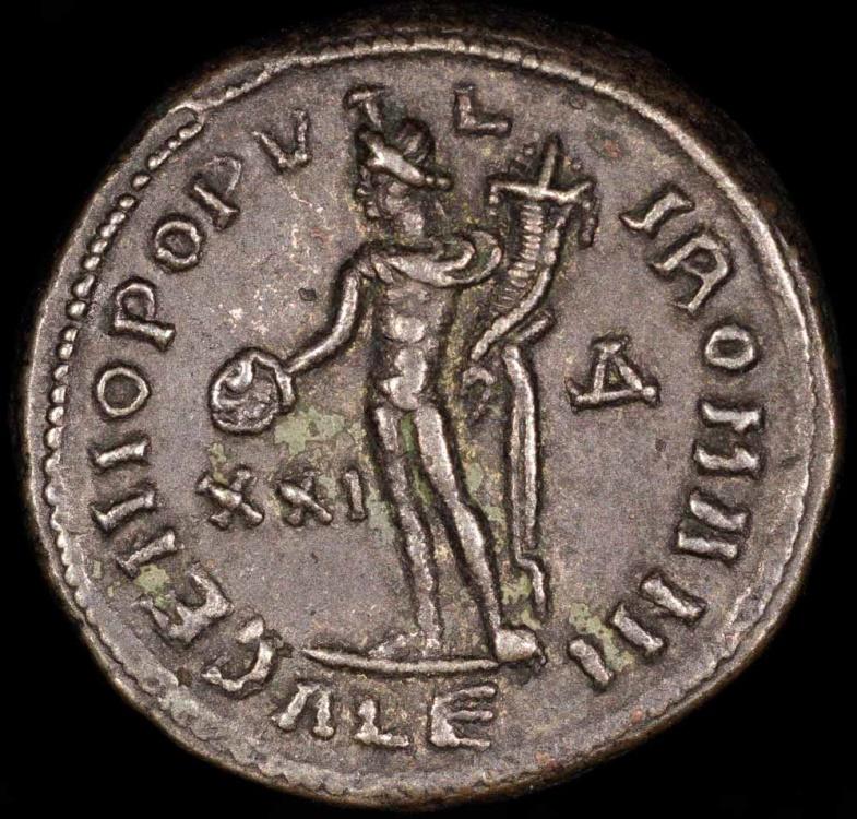 ROMAN, Maximian, follis | Golden Rule Enterprises Coins